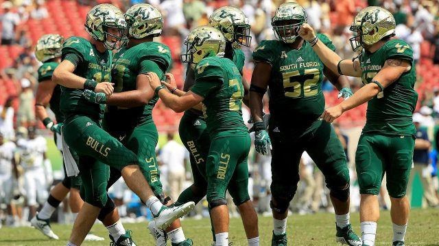 Image result for south florida football pictures
