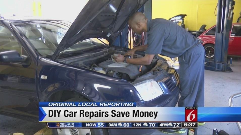 Diy Car Repair Possible With Kissimmee Repair Shop