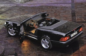 The MercedesBenz R129 SL (1990  2002)