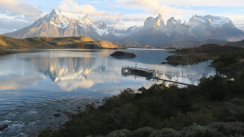 Explora Patagonia in Torres del Paine National Park, Chile