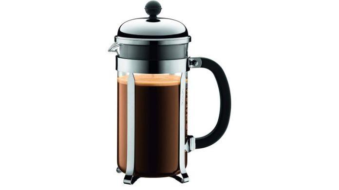 Bodum Chambord French Press Coffee Maker, 34 Ounce