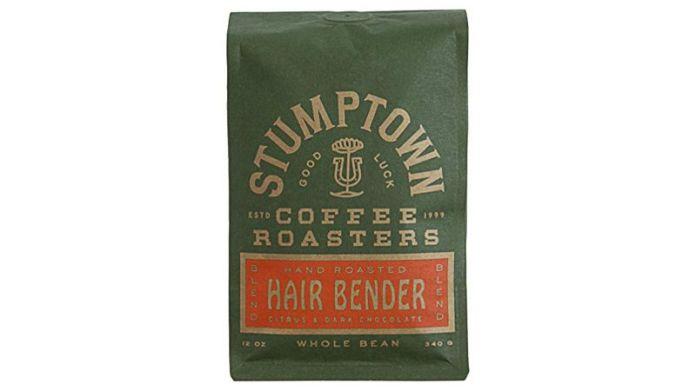 Stumptown Hair Bender Light Roast Whole Bean Coffee, 12 Ounces