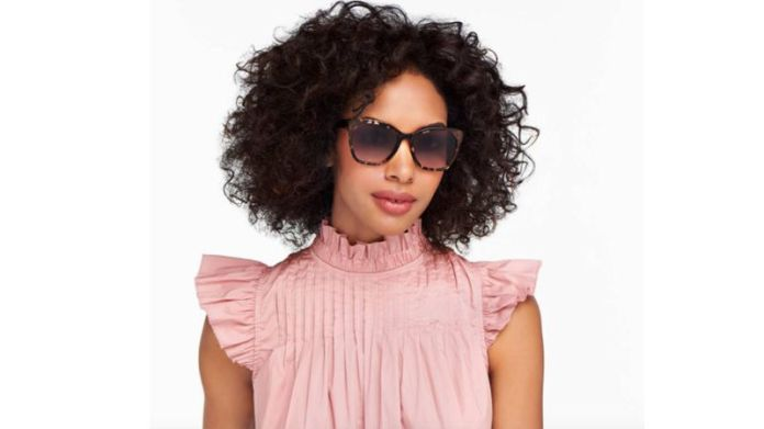 Warby Parker Rhea Sunglasses in Truffle Tortoise