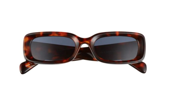 BP. 50mm Rectangular Sunglasses