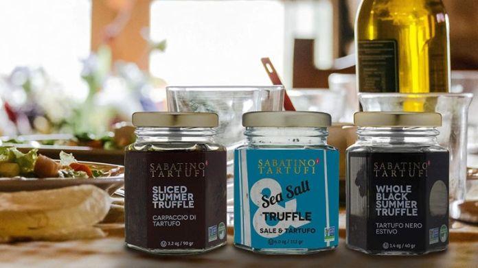 Sabatino Tartufi Truffle Salt Seasoning