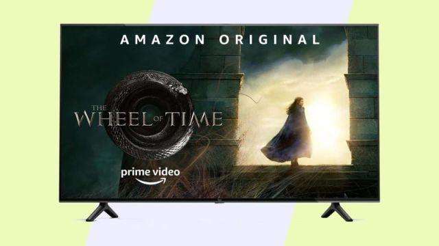 Amazon Fire TV 4-Series, 50-Inch