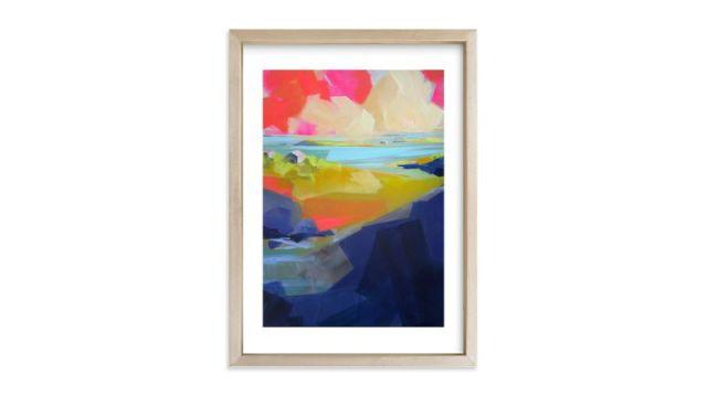 Minted Gone Coastal by Jess Franks