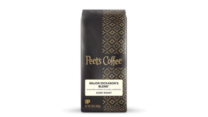 Peet's Coffee Major Dickason's Blend Whole Bean Coffee
