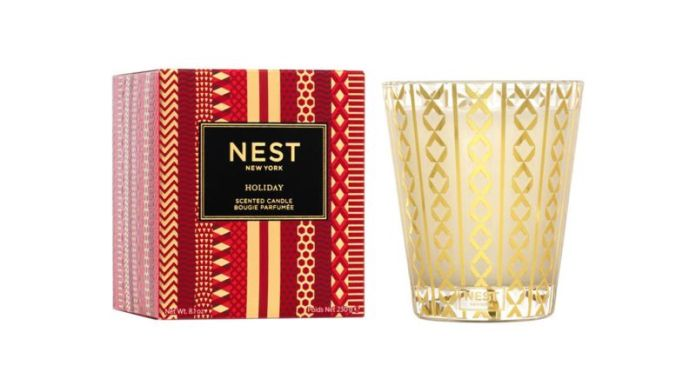 Nest New York Holiday Candle