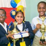Champion spellers impress at competitions
