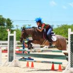 Fancy dress adds fun to final horse show