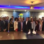 Caymanian students in London meet premier
