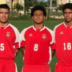 Caymanian footballers to train with DC United