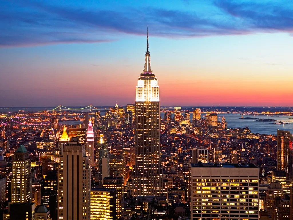 Empire State Building New York Ny United States