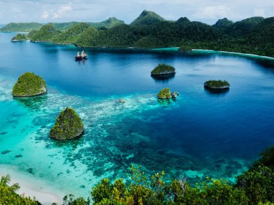 Photos: A Scenic Tour of Raja Ampat, Indonesia - Condé ...