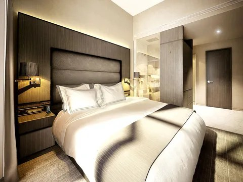 How To Bring Your Favorite Hotel Bed Home