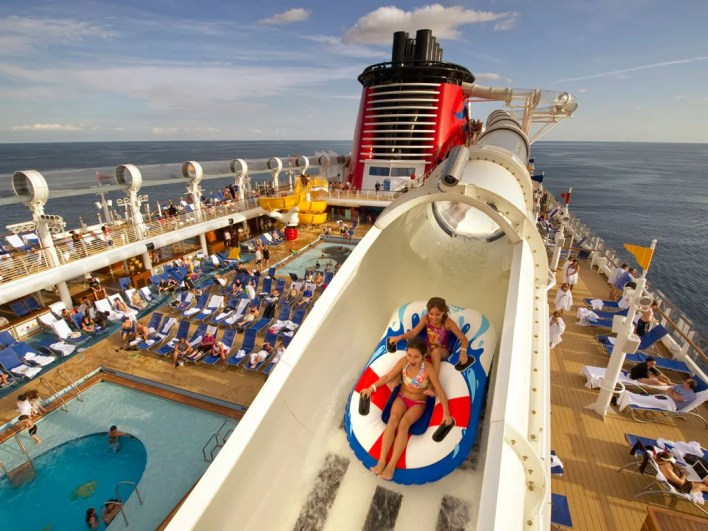 10 Impressive Cruise Ship Pools You Must See For Yourself | Condé Nast Traveler