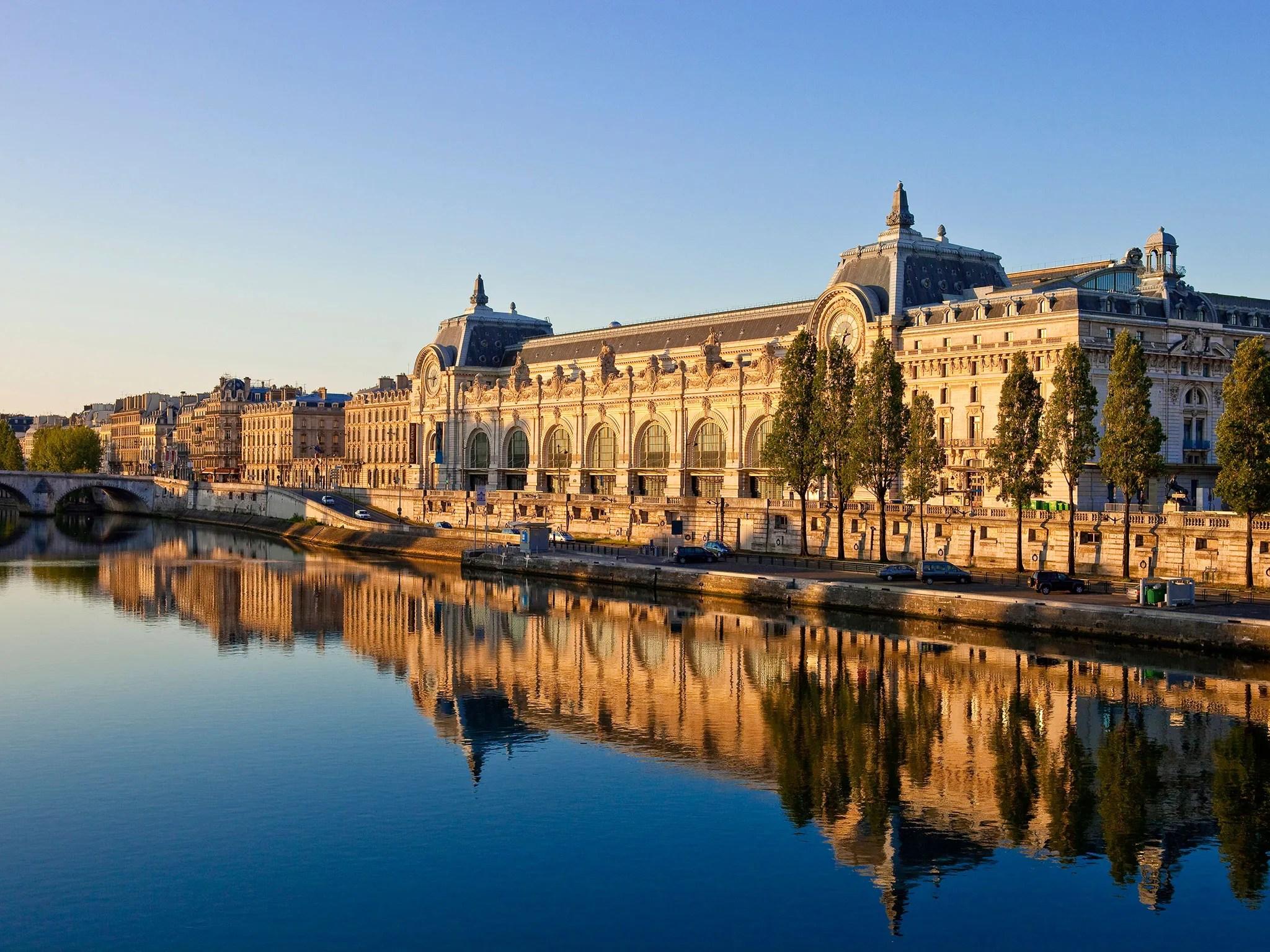 Musee D Orsay Paris France