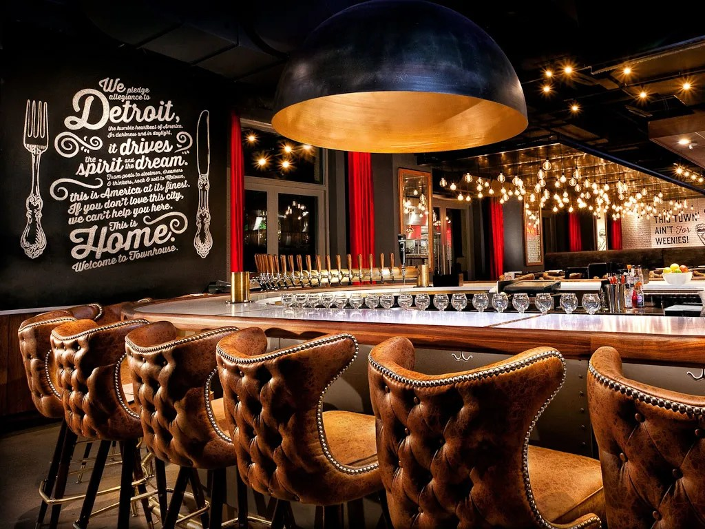 Townhouse Detroit Michigan Bar Review Amp Photos
