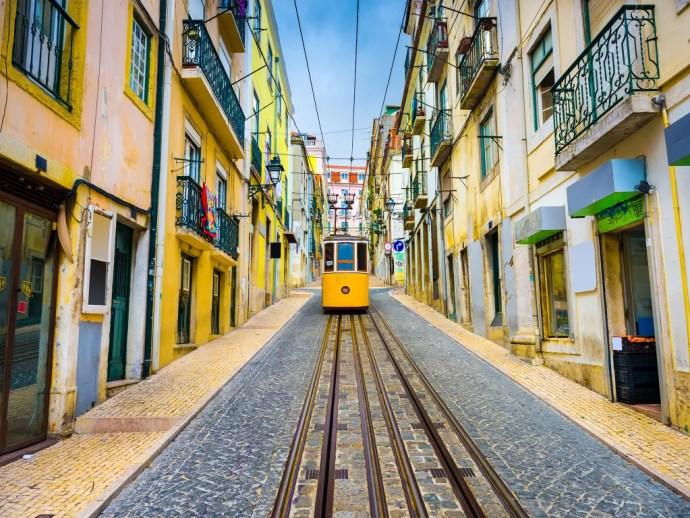 Lisboa melhores cidades da Europa para visitar