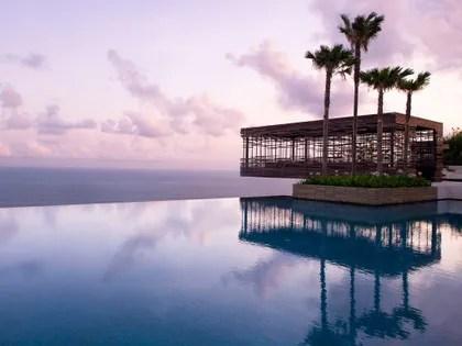 best luxury hotels in Bali