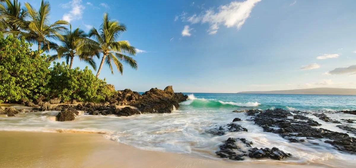 Maui Beaches Clothing Optional