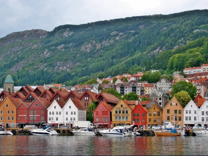 Bergen melhores cidades da Europa para visitar