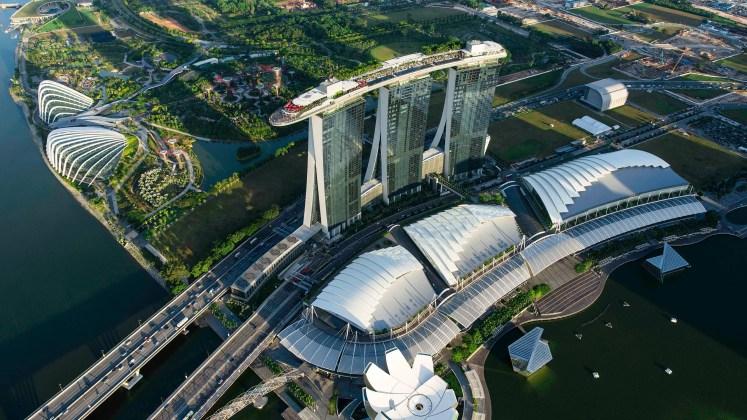 Marina Bay Sands SkyPark, Singapore, Asia – Park Review | Condé Nast  Traveler