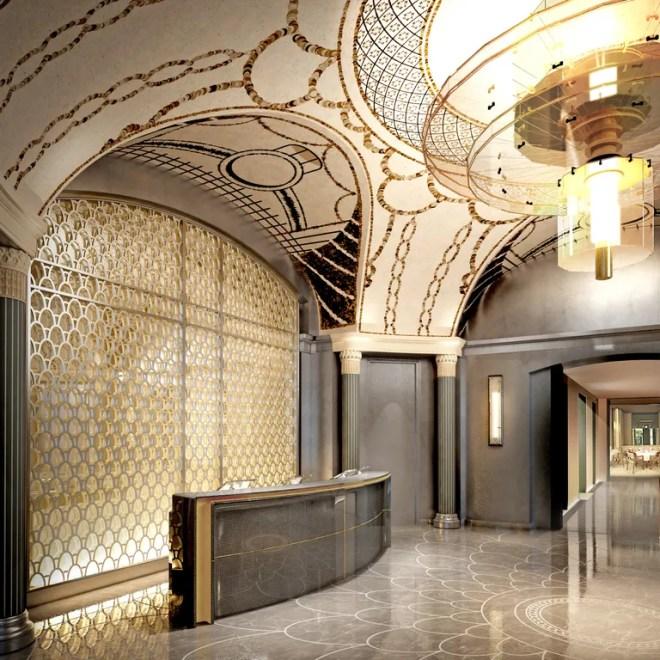 Hotel Lutetia, Paris, France