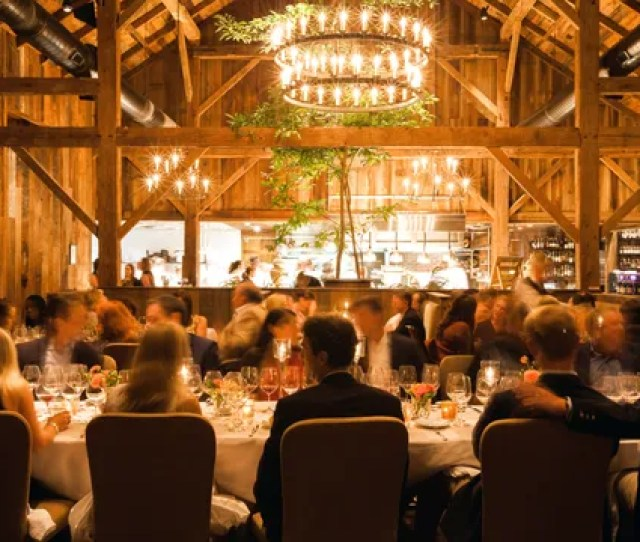 16 Hotels With Thanksgiving Dinner Worth Leaving Home For Conde Nast Traveler