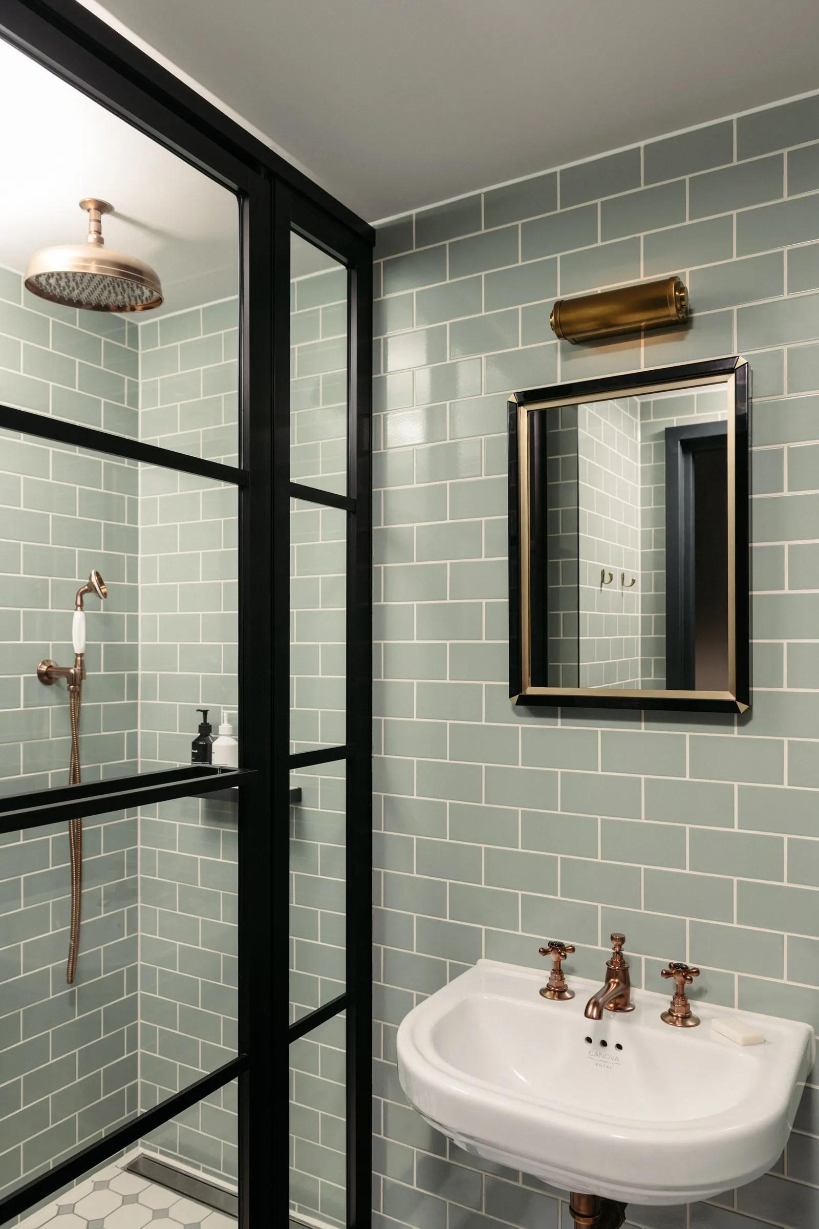 hotel bathroom shower doors