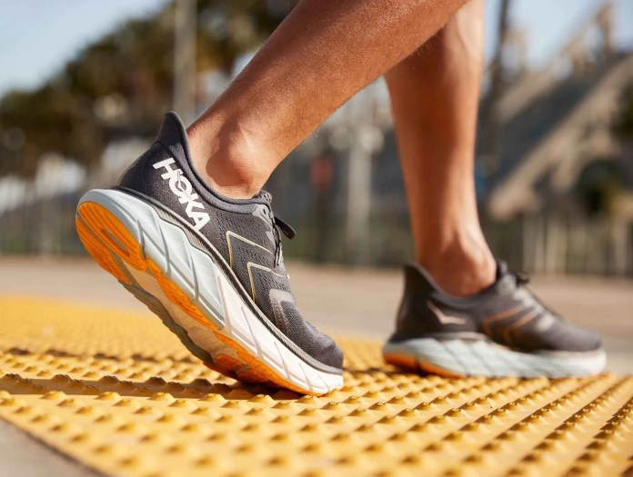 12 Best Running Shoes For All Kinds Of Terrain Hoka Nike Brooks And More Conde Nast Traveler