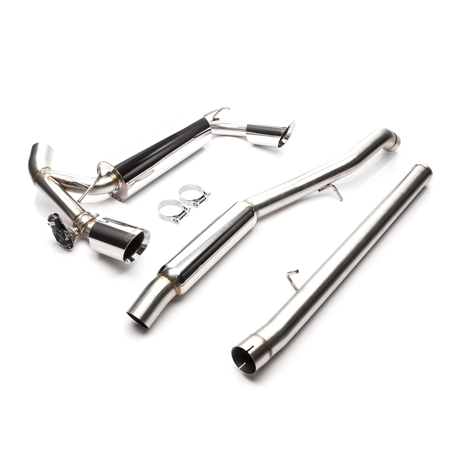 ford cat back exhaust focus rs 2016 2018