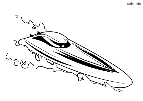 Boats And Ships Coloring Pages Free Printable Boat Coloring Sheets
