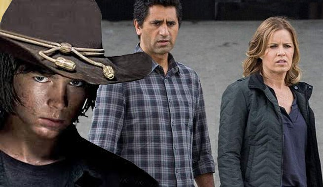 Image result for walking dead crossover fear the walking dead