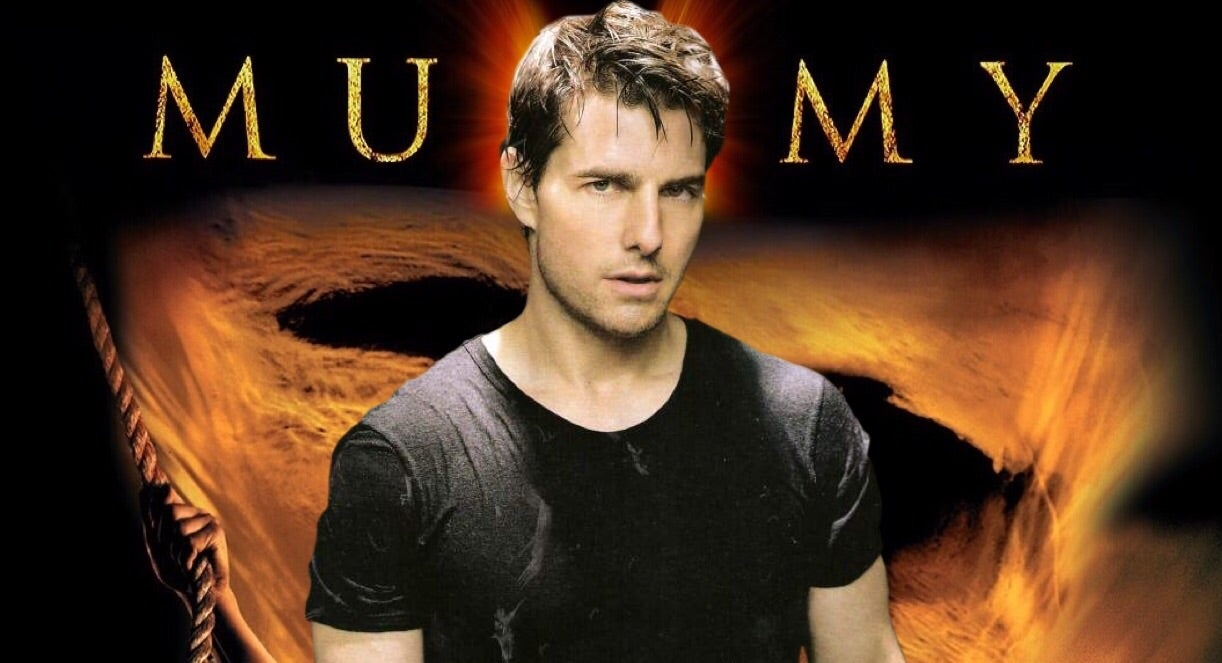 Image result for The Mummy (2017)