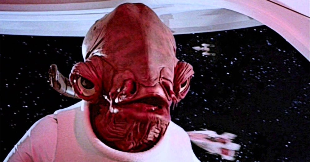 Image result for admiral ackbar