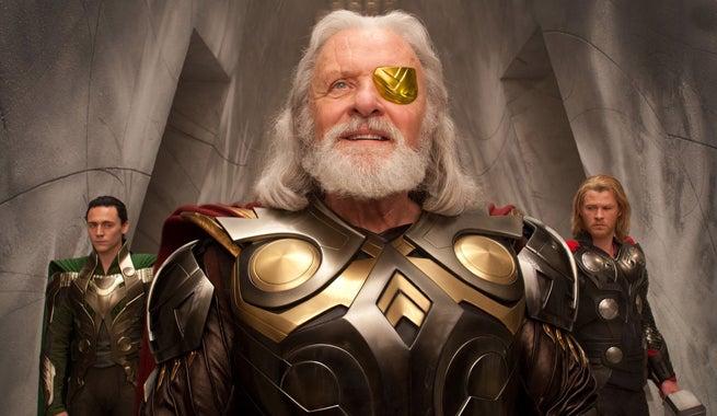 Birthday Odin Happy