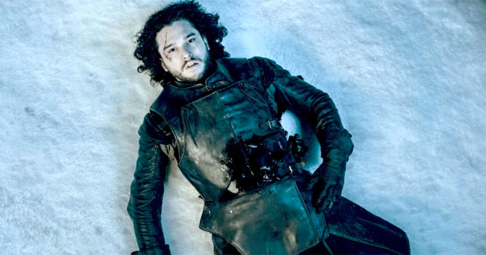 Image result for jon snow death