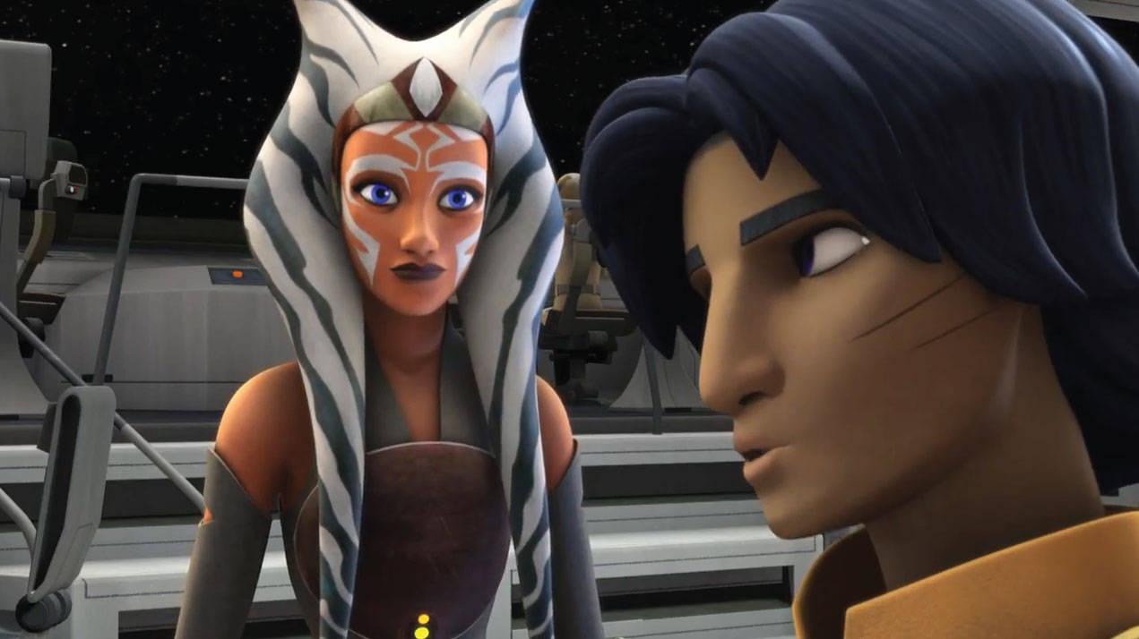 Image result for Star Wars Rebels Ahsoka