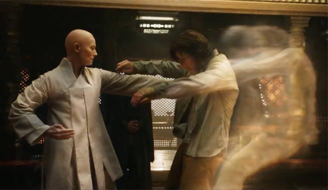Image result for doctor strange movie stills