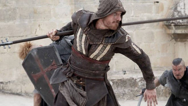 Image result for assassin s creed film