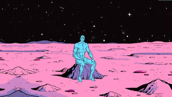 Image result for dr manhattan