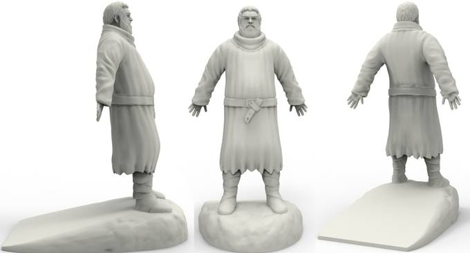 Game Of Thrones Hodor Tribute Door Stops Being Funded On