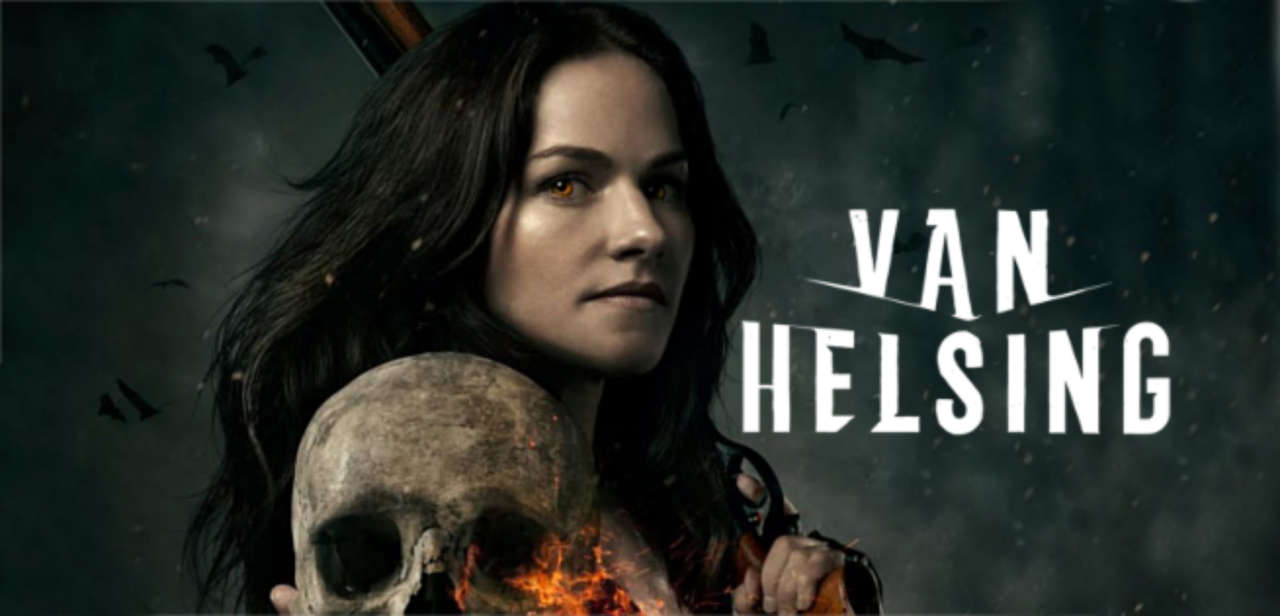 Image result for van helsing netflix
