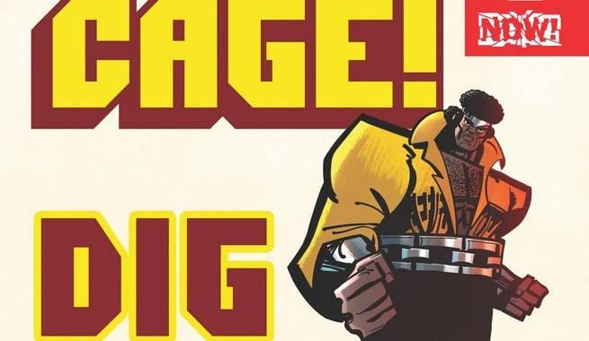 Exclusive Marvel Preview Genndy Tartakovskys CAGE 1