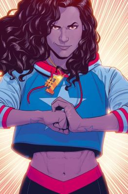 Image result for america chavez cover