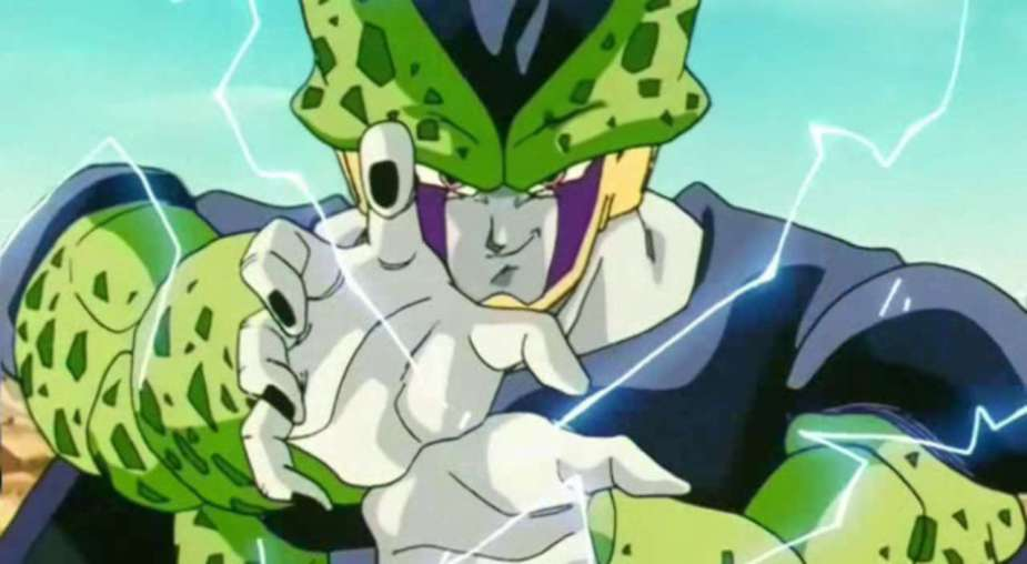 Image result for cell dbz