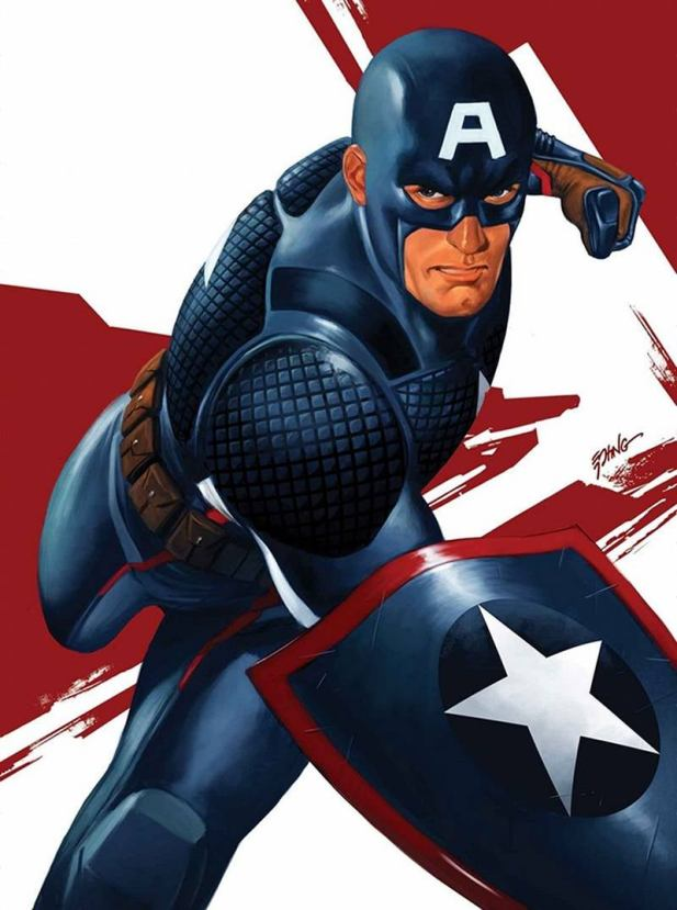 Image result for captain america shield in infinity war