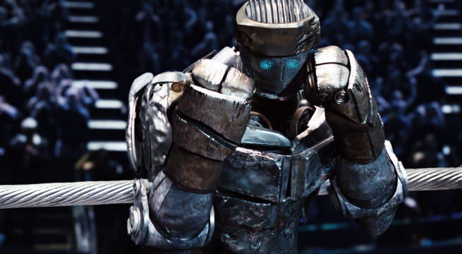 Shawn Levy Gives Real Steel 2 Update